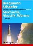 Lehrbuch der Experimentalphysik 1. Mechanik - Akustik - Wärme, Bergmann, Ludwig and Lüders, Klaus, 3110193116