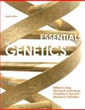 Essentials of Genetics, Klug, William S. and Cummings, Michael R., 0321803116