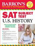 Barron's SAT Subject Test in U. S. History, 2nd Edition, Kenneth R. Senter, 1438003110