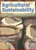 Agricultural Sustainability : Principles, Processes, and Prospects, Raman, Saroja, 1560223111