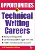 Opportunites in Technical Writing, Gould, Jay R., 0071493115