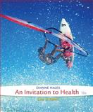 An Invitaton to Health, Hales, Dianne, 1285783115