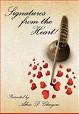 Allen Glasgow Presents Signatures from the Heart!, Allen Glasgow, 1453533117