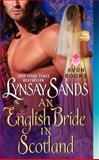 An English Bride in Scotland, Lynsay Sands, 0061963119