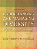 Understanding and Managing Diversity, Harvey, Carol and Allard, M. June, 0132553112