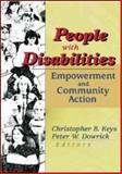 People with Disabilities 9780789013118