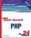 Teach Yourself PHP in 24 Hours, Zandstra, Matt, 0672323117