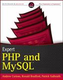 Expert PHP and MySQL, Andrew Curioso and Ronald Bradford, 0470563125