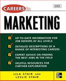 Careers in Marketing, Stair, Leslie, 0071493123