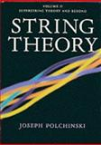 String Theory, Polchinski, Joseph, 0521633125