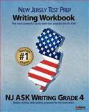 NEW JERSEY TEST PREP Writing Workbook NJ ASK Writing Grade 4, Test Master Press New Jersey, 1478143126