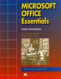 Microsoft Office Essentials, Richardson, Ronny, 0132623129