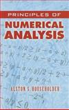 Principles of Numerical Analysis, Householder, Alston S., 048645312X