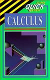 Calculus, Cliffs Notes Staff, 0822053128