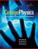 College Physics, Giambattista, Alan and Richardson, Betty, 007726312X