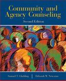 Community and Agency Counseling, Gladding, Samuel T. and Newsome, Debbie W., 0130933120