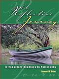 A Reflective Journey : Introductory Readings in Philosophy, O'Brian, Leonard, 0757553125