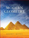 Fundamentals of Modern Geometry for College Students, Honoré P. Mavinga, 1625093128