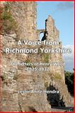 A Voice from Richmond Yorkshire, Leslie Hendra, 1466453125