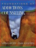 Foundations of Addictions Counseling, Capuzzi, David and Stauffer, Mark D., 0205483127