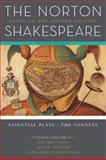 Norton Shakespeare : Essential Plays - The Sonnets, Greenblatt, Stephen, 039393313X