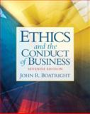 Ethics and the Conduct of Business, Boatright, John R., 0205053130