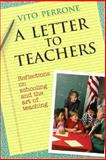 A Letter to Teachers