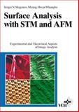 Surface Analysis with STM/AFM : Experimental and Theoretical Aspects of Image Analysis, Magonov, Sergei N. and Whangbo, Myung-Hwan, 3527293132
