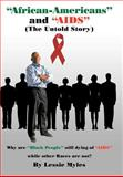 African-Americans and Aids, Lessie Myles, 144903313X