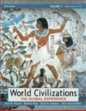 World Civilizations, Volume I, Books a la Carte Plus MyHistoryLab Blackboard/WebCT, Stearns, Peter N. and Adas, Michael B., 0321483138