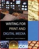 Writing for Print and Digital Media with Online Learning Center and PowerWeb, Ryan, Michael and Tankard, James W., 0073053139