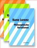 Gesammelte Aufsätze, Lorenz, Kuno, 3110203138