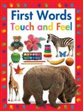 First Words Touch and Feel, The Book Company Editorial, 1464303134