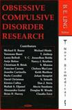 Obsessive Compulsive Disorder Research, Ling, B. E., 1594543135