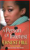 A Person of Interest, Ernest Hill, 0758213131