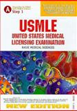 Preparation for the United States Medical Licensing Examinations, Waintrub, Valentin, 1884083137
