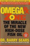 The Omega Rx Zone, Barry Sears, 0060393130