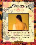 Natural Beauty at Home, Janice Cox, 0805033130