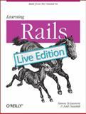 Learning Rails, Laurent, Simon St. and Dumbill, Edd, 1449383130
