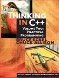 Thinking in C++ Vol. 2 : Practical Programming, Eckel, Bruce and Allison, Chuck D., 0130353132