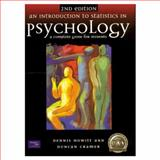 An Introduction to Statistics in Psychology : A Complete Guide for Students, Howitt, Dennis and Cramer, Duncan, 0130173142