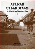 African Urban Spaces in Historical Perspective, , 1580463142
