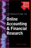 Introduction to Online Accounting and Financial Research, Klopper, Susan M. and Group, Benjamin, 0324203144