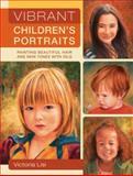 Vibrant Children's Portraits, Victoria Lisi, 1600613144