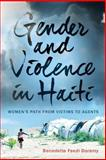 Gender and Violence in Haiti : Women¿s Path from Victims to Agents, Faedi Duramy, Benedetta, 0813563143