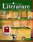 Literature : An Adapted Reader, Glencoe McGraw-Hill Staff, 0078743141