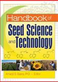 Handbook of Seed Science and Technology 9781560223146