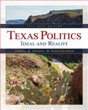 Texas Politics 2014-2015 (with MindTap Political Science Printed Access Card), Newell, Charldean and Prindle, David F., 1285853148