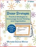 Sticker Strategies, Michelle Garcia Winner, 0982523149