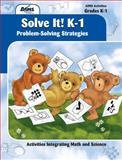 Solve It! K-1, AIMS Education Foundation, 1932093141